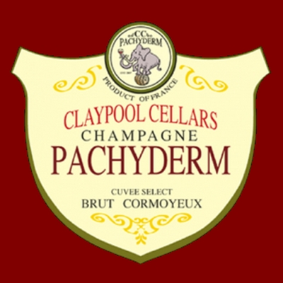 Champagne Claypool Cellar